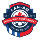 Can-Am Friendship Tournament logo