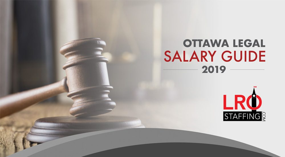 Ottawa Legal Salary Guide 2019