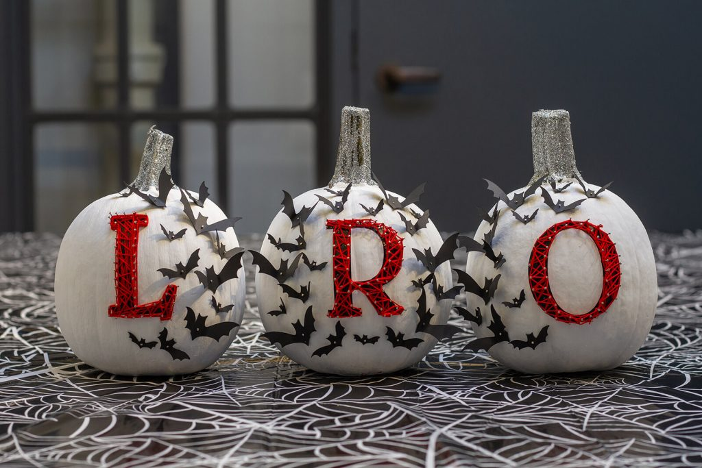 1st Annual LRO Staffing Pumpkin Decorating Contest