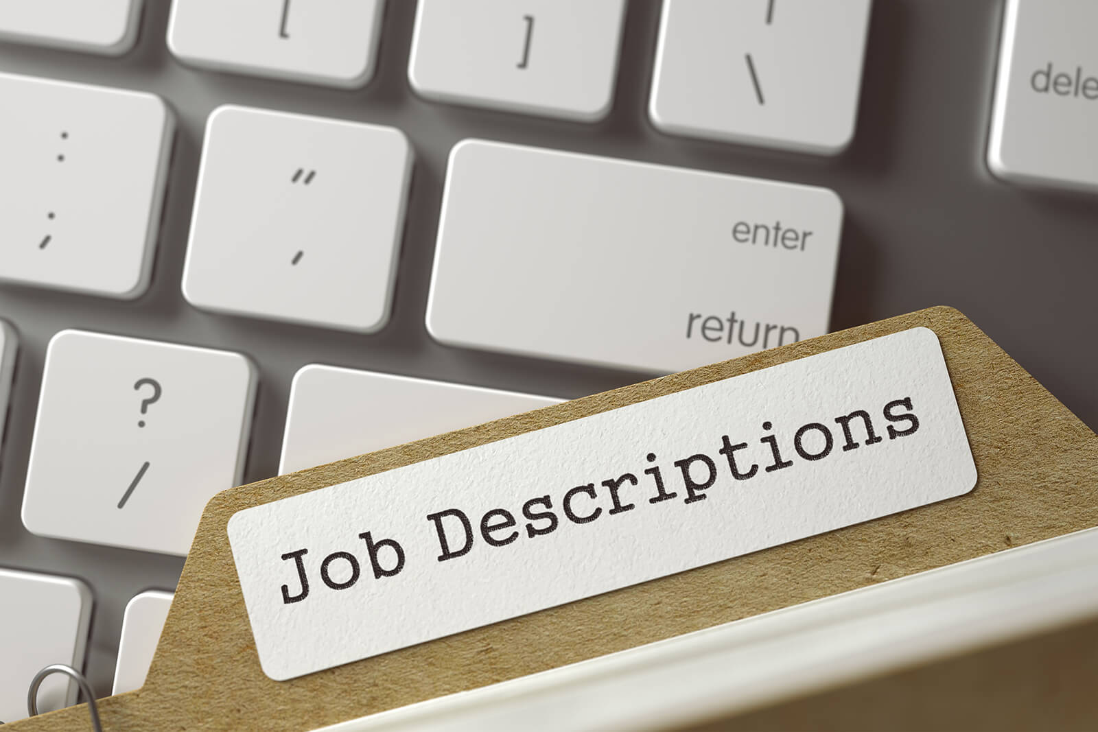 The Essential Guide to Writing Job Descriptions that Get Attention