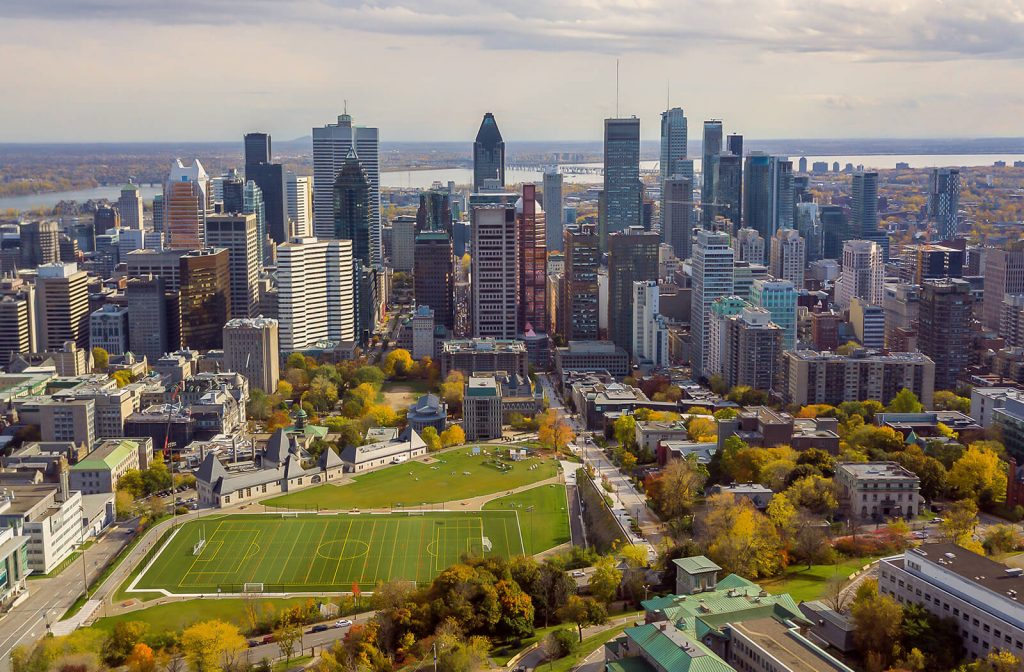 The Top Paying Jobs in Montreal