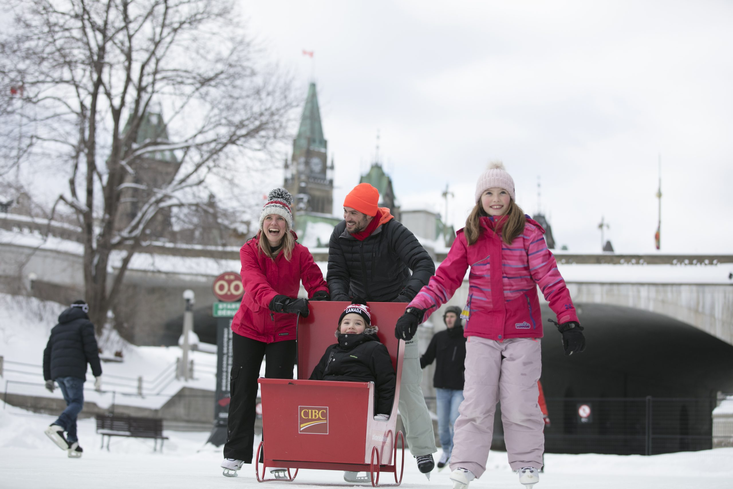 Fun and Safe Winter Activities to Do in Ottawa During COVID-19